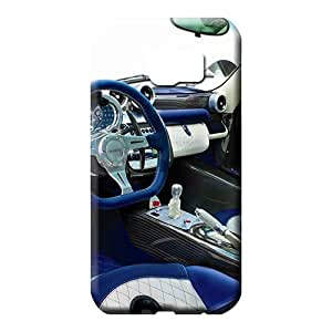 samsung galaxy s6 edge Ultra Unique pattern mobile phone shells Aston martin Luxury car logo super