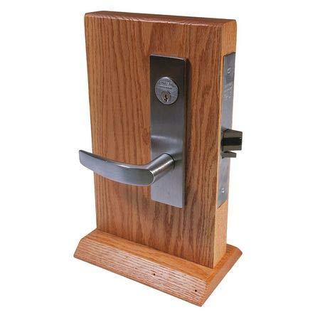 Sargent Mortise Classroom Lockset, Lever, Classroom