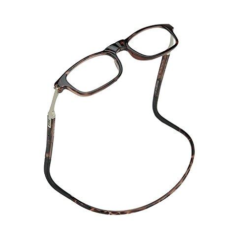 CliC Flex Shape-able Magnetic Closure Reading Glasses (1.75)