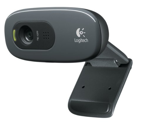 155 opinioni per Logitech PC Webcam C270