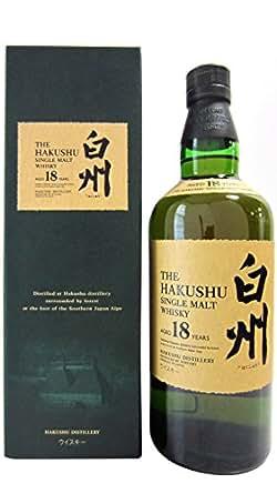 Hakushu - Japanese Single Malt 18 year old