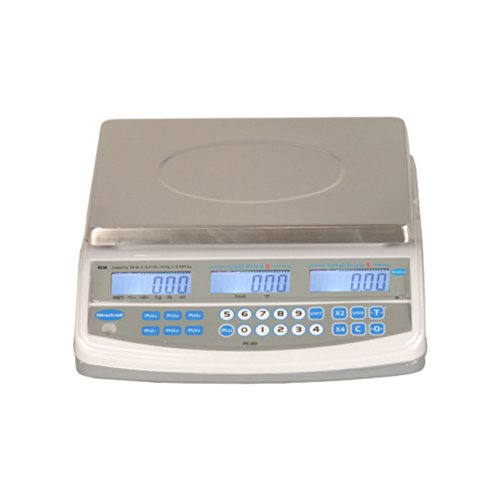 Brecknell BLPC--1209--30L PC Series Price Computing Scales, 30lb Capacity by Brecknell