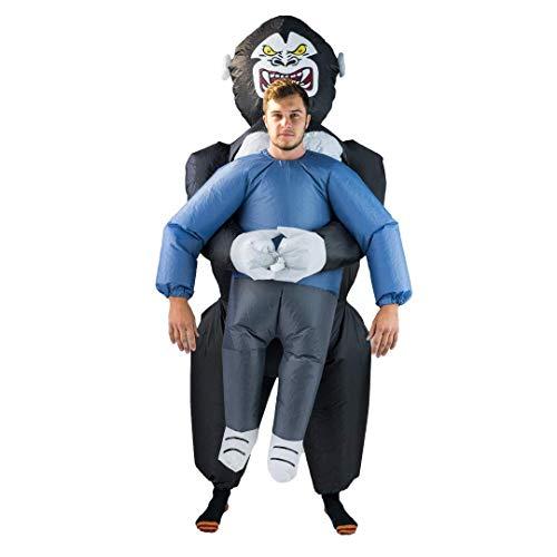 Bodysocks Inflatable Gorilla Costume (Adult) -