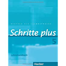 Amazon susanne kalender books schritte plus lehrerhandbuch 5 german edition fandeluxe Gallery