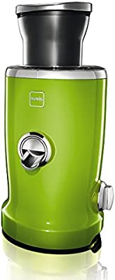 Novis la vitamina Twister 4 en 1 exprimidor verde