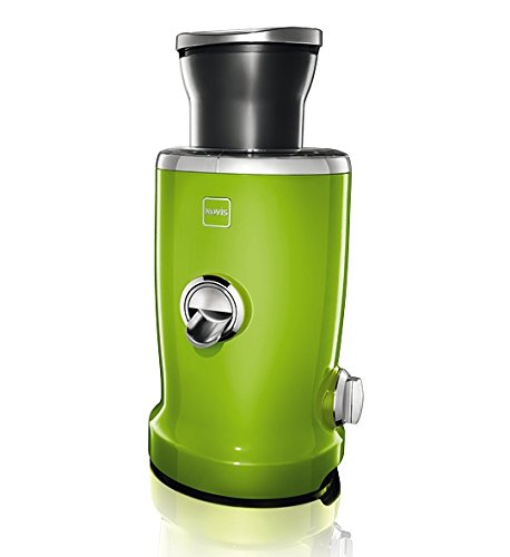 NOVIS Vita Juicer The 4-in-1 Juicer, Green Apple