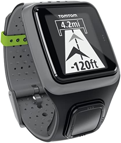 TomTom 1RS.001.01 Reloj para Golf, Unisex, Gris: Amazon.es ...