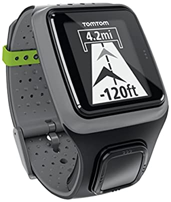 Amazon.com: TomTom Multi-Sport GPS Watch with Heart Rate