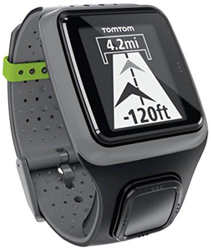 87 opinioni per TomTom Orologio GPS Multi-Sport con Fascia Cardio, Grigio Scuro