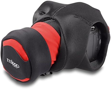 Amazon.com : Miggo Carrying Strap, Black (MW GW-SLR BR 70 ...