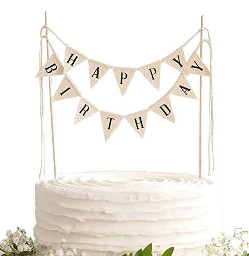 TECCA Happy Birthday Cake