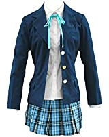 K-ON! Cosplay Costume - Ho-kago high school Female 1st X-Small