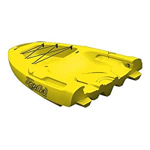 POINT 65 Kayak, Tequila Back Piece, Yellow