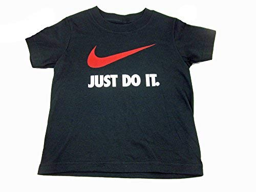 Nike Boys Toddler T-Shirt (2T, Black (769461))