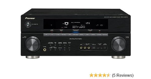 amazon com pioneer vsx 9130txh k 140 watts 7 channel a v receiver rh amazon com Pioneer Elite VSX -60 Pioneer VSX Receiver Manual