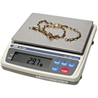 Digital Lab Balance Jewelry Scale NTEP, Legal for Trade 1200 g X 0.1 g, 5 years warranty