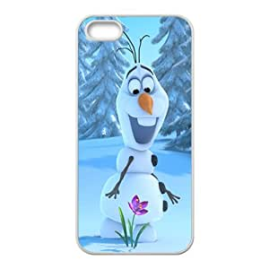 Frozen fresh snow doll Cell Phone Case for iPhone 5S