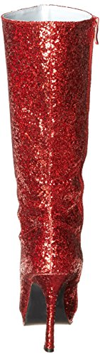 Glitter Delle Shoes Rosso zara Ellie 421 Donne Avvio TxIaI