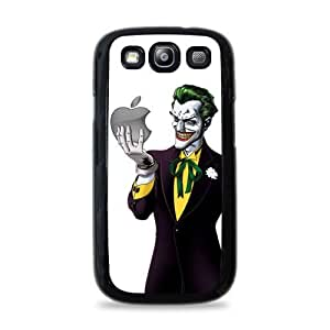 147 Joker Holding Samsung Galaxy S3 Hardshell Case - Black