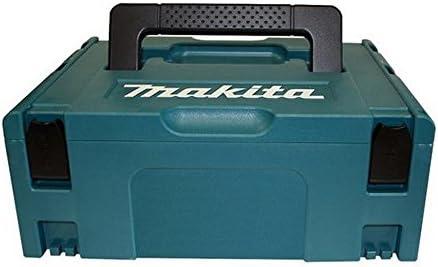 Makita 821550-0 821550-0-Maletín MakPac Tipo 2, Negro/Azul: Amazon ...