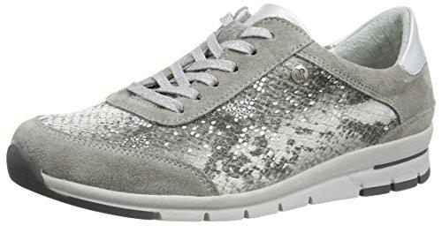 Romika 31220 56, Zapatillas Mujer, Gris (Grau), 36 EU