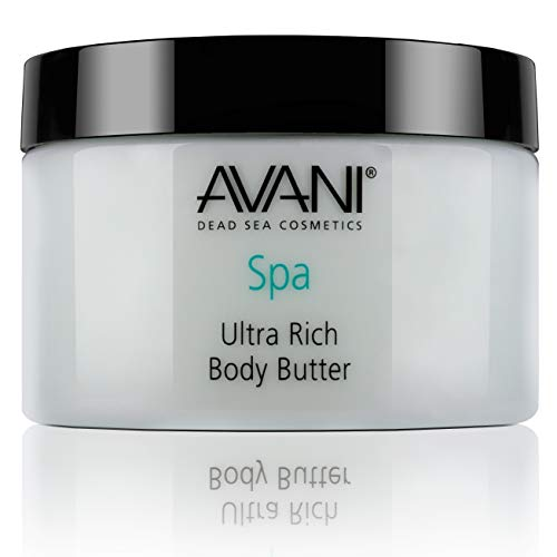 AVANI Classics Ultra Rich Body Butter | Includes Shea Butter, Aloe Vera, Essential Oils | Leaves Skin Soft & Silky Smooth | Pear and Apple - 9.35 oz.