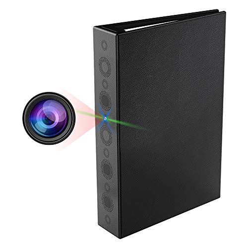 Hidden Camera, PORTOCAM PO9 Security Book Spy Camera Home