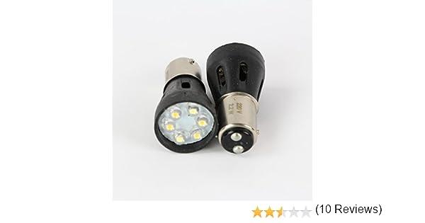 Gritzner Bombilla LED (2,2 W/220V) con enchufe B15D para máquinas ...