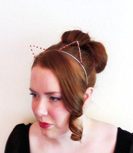 Sexy cat ear headband