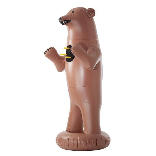 NXT Generation Inflatable Bear Target ()