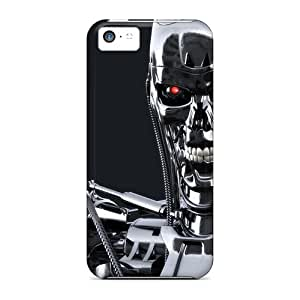 Hot Snap-on Terminator Hard Covers Cases/ Protective Cases For Iphone 5c