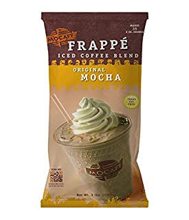 MOCAFE Frappe Original MOCAFE Ice Blended Coffee, 3-Pound Bag Instant Frappe Mix, Coffee House Style Blended Drink Used in Coffee Shops (B001ABTH0C) | Amazon price tracker / tracking, Amazon price history charts, Amazon price watches, Amazon price drop alerts