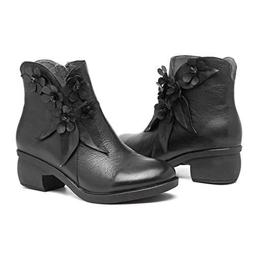 Boots Black Women's Women's Socofy Women's Boots Socofy Socofy Black Black Women's Socofy Boots Boots Bn7wa0qB