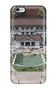 For Iphone 6 Plus Premium Tpu Case Cover Japanese Architecture Protective Case
