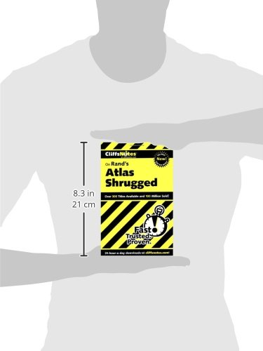 atlas shrugged sparknotes Atlas shrugged is a dystopic novel that outlines ayn rand's philosophy of objectivism and her rejection of government in capitalism the novel centers around dagny taggart, who runs a.