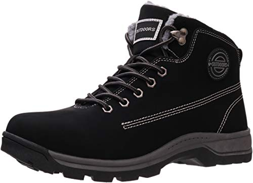 WHITIN Men's Insulated Cold-Weather Boots