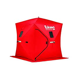 Eskimo Quickfish 2 Pop-up Portable Ice Shelter, 2 person
