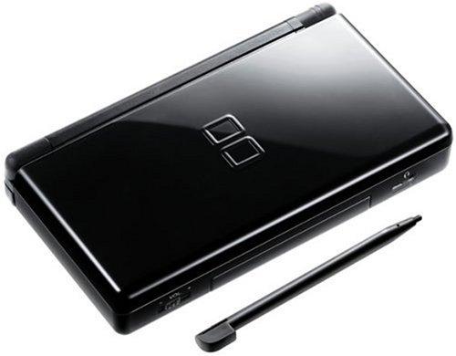 Amazon.com: Nintendo DS Lite Onyx Black: Artist Not Provided ...