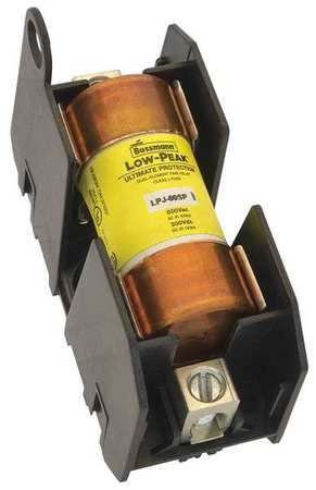 Fuse Block, 60A, For 600V NOS Fuses, 1 Pole