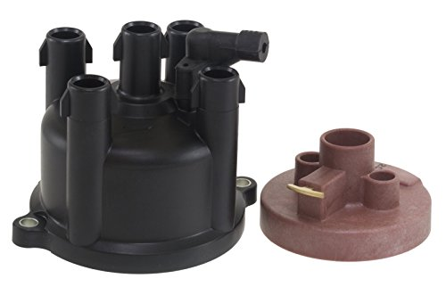 WVE by NTK 3D1230 Distributor Cap and Rotor Kit