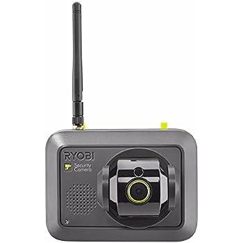 Amazon Com Ryobi Garage Security Camera For Door Opener