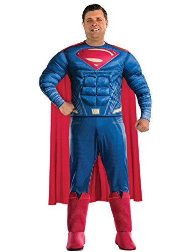 superman+costumes Products : Justice League Movie Superman Adult Plus Costume