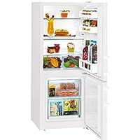 Liebherr CU 2311 Freestanding White 155L 53L A++ - fridge-freezers (freestanding, Bottom-placed, A++, White, SN, ST, LED)