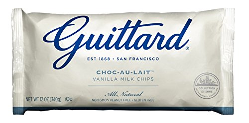 Guittard Baking Au Lait Chip, 12 Ounce by Guittard