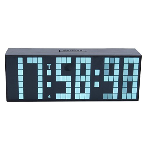 ZJchao Number Snooze Countdown 6 digit