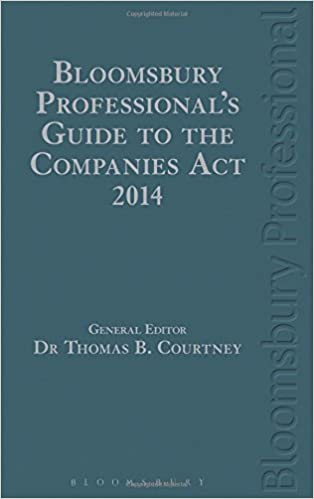 Book Bloomsbury Professional's Guide to the Companies Act 2014: A Guide to
