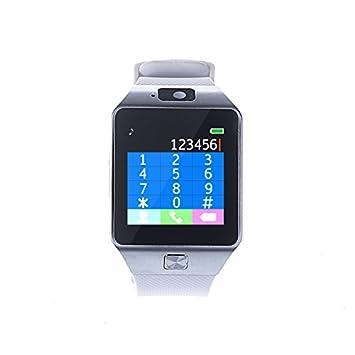 TOKUYI ® Smartwatch DZ09 Bluetooth Reloj inteligente ...