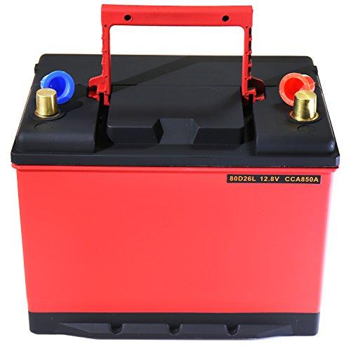 Pro_LED Automotive Lithium Iron Phosphate Starting Battery 1