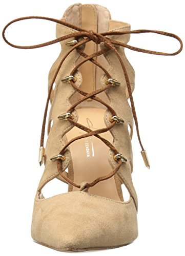 Daya Di Zendaya Womens Minnie Dress Pump Sand