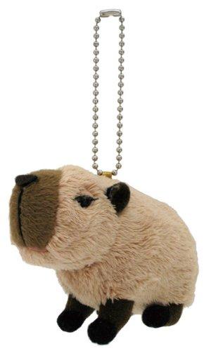 Yoshitoku Capybara Mascot -